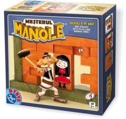 D-Toys Mesterul Manole - Joc de indemanare (65315)