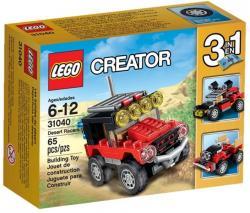 LEGO Creator - Sivatagi járművek (31040)