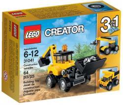 LEGO Creator - Építési munkagépek (31041)