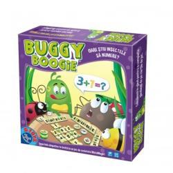 D-Toys Buggy Boogie: MateMagic cu insecte simpatice - Joc educativ (71187)