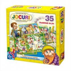 D-Toys Colectie de 35 jocuri - Basme (50960)