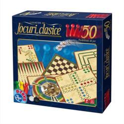 D-Toys Colectie de 50 jocuri Clasice (50953)