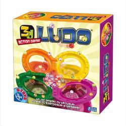 D-Toys 3D Ludo - Joc de familie (66466)