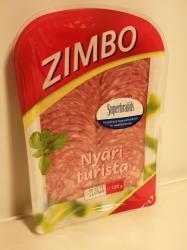ZIMBO Nyári Turista Sertés És Marhahúsból (120g)