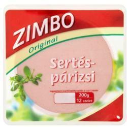 ZIMBO Original Sertéspárizsi 12 Szelet (8200g)
