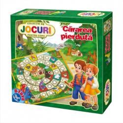 D-Toys Cararea pierduta cu Hansel si Gretel (50977)