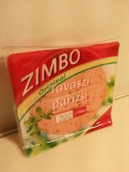 ZIMBO Original Tavaszi Párizsi Sertéshúsból (150g)