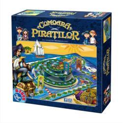 D-Toys Comoara Piratilor - Joc de familie (64837)