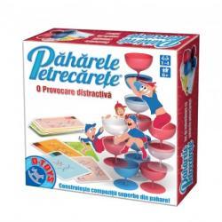 D-Toys Paharele Petrecarete - Joc de indemanare (71590)