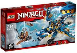 LEGO Ninjago - Jay elemi sárkánya (70602)