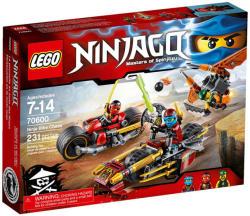 LEGO Ninjago - Nindzsa motoros hajsza (70600)