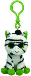 TY Inc Beanie Boos Clip: Zig Zag - Baby zebra verde 8,5cm (TY36522)