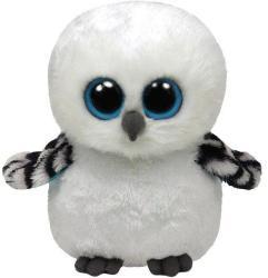 TY Inc Beanie Boos: Spell - Baby bufnita alba 24cm (TY36978)