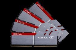 G.SKILL TridentZ 16GB (4x4GB) DDR4 3200Mhz F4-3200C16Q-16GTZB