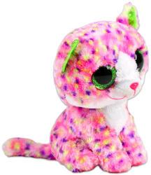TY Inc Beanie Boos: Sophie - Baby pisica roz 15cm (TY36189)
