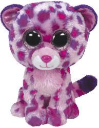 TY Inc Beanie Boos: Glamour - Baby leopard roz 24cm (TY36985)