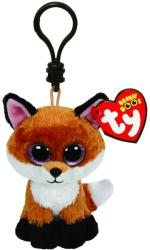 TY Inc Beanie Boos Clip: Slick - Baby vulpe 8,5cm (TY36613)