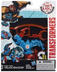 Hasbro Transformers - Robots in Disguise - Mini-Con - Velocirazor B3053