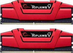 G.SKILL RipjawsV 16GB (2x8GB) DDR4 3000MHz F4-3000C15D-16GVRB