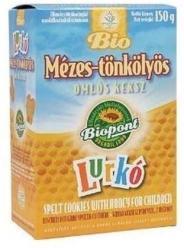Biopont Omlós Keksz Mézes Tönkölyös (150g)