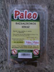 Paleo Bazsalikomos Keksz (80g)