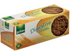 gullón Diabetikus Digestiv Müzlis Keksz (365g)