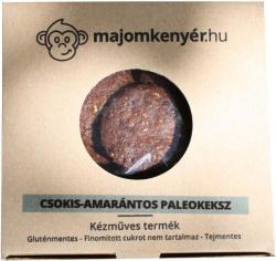 majomkenyér Csokis-Amarántos Paleokeksz (50g)