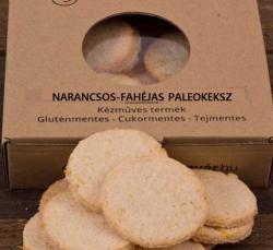 majomkenyér Narancsos-Fahéjas Paleokeksz (100g)
