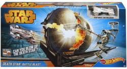 Mattel Hot Wheels - Star Wars - Halálcsillag játékszett