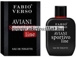 Fabio Verso Aviani Sportivo Line EDT 100ml