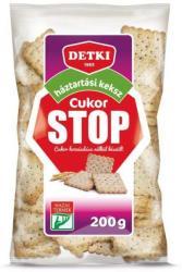 DETKI Cukor Stop Háztartási Keksz (200g)