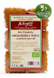 Naturgold Bio Tönköly Mézeskalács Keksz (100g)