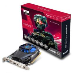SAPPHIRE Radeon R7 250 2GB GDDR5 128bit PCIe (11215-20-20G)