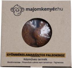 majomkenyér Gyömbéres Amarántos Paleokeksz (100g)