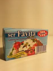 MLEKOVITA Favita Zsíros Lágysajt (270g)