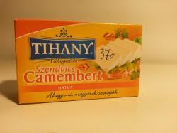 TIHANY Válogatás Szendvics Camembert Natúr (120g)