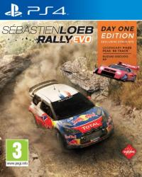 Milestone Sébastien Loeb Rally EVO [Day One Edition] (PS4)
