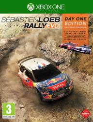 Microsoft Sébastien Loeb Rally EVO [Day One Edition] (Xbox One)