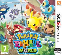 Nintendo Pokémon Rumble World (3DS)