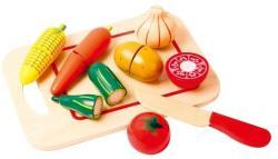 New Classic Toys Platou cu legume (10577)
