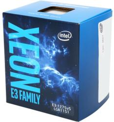 Intel Xeon Quad-Core E3-1275 v5 3.6GHz LGA1151