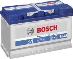 Bosch S4 80Ah EN 740A S40 110