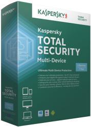 Kaspersky Total Security 2016 Multi-Device EEMEA Edition (1 User, 1 Year) KL1919OCAFS