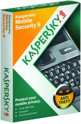 Kaspersky Internet Security for Android EEMEA Edition (1 User, 1 Year) KL1091OCAFS