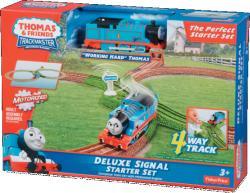 Mattel Thomas Track Master Deluxe alappálya szett BDP16