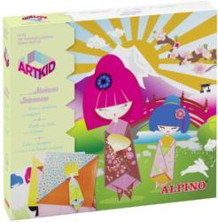 ALPINO ArtKid Munecas Japonesas (MS-AK000012)