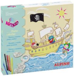 ALPINO ArtKid Piratas al abordaje (MS-AK000015)