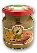 Bio Berta Bio Mustár Csemege (196ml)