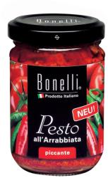 Bonelli Pesto Fűszerszósz Arrabbiata (140g)