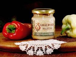 GHAURVED Medvehagymás Mustár (200g)